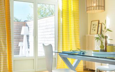 Avec Univerture découvrez les fenêtres PVC de la gamme pure !