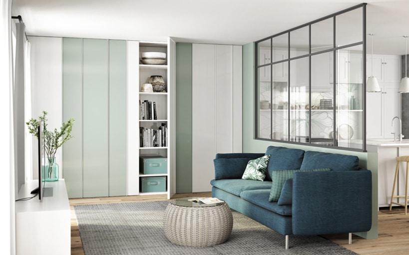 Rénovez vos espaces intérieurs avec les verrières Univerture !