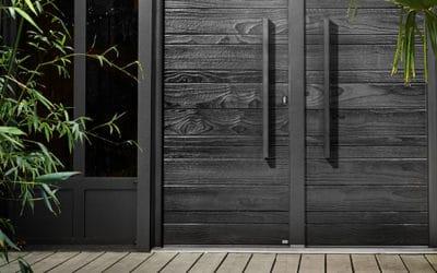 Changez votre porte d'entrée pendant les 15 jours maison !
